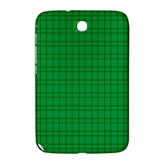 Pattern Green Background Lines Samsung Galaxy Note 8.0 N5100 Hardshell Case
