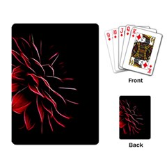 Pattern Design Abstract Background Playing Card by Nexatart
