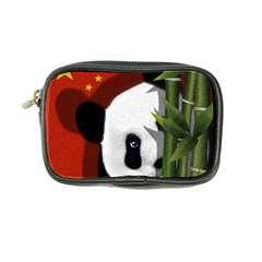 Panda Coin Purse by Valentinaart