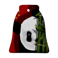 Panda Ornament (bell) by Valentinaart