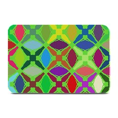 Abstract Pattern Background Design Plate Mats by Nexatart