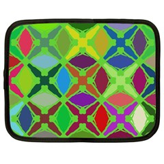 Abstract Pattern Background Design Netbook Case (xxl)  by Nexatart