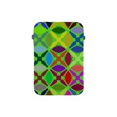 Abstract Pattern Background Design Apple Ipad Mini Protective Soft Cases by Nexatart