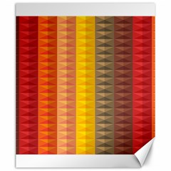 Abstract Pattern Background Canvas 20  X 24