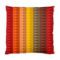 Abstract Pattern Background Standard Cushion Case (one Side) by Nexatart