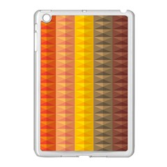 Abstract Pattern Background Apple Ipad Mini Case (white) by Nexatart