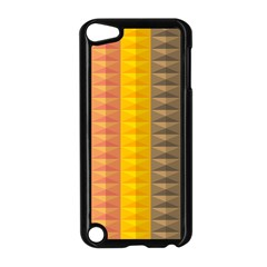 Abstract Pattern Background Apple Ipod Touch 5 Case (black) by Nexatart