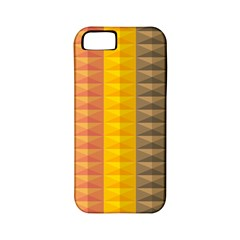 Abstract Pattern Background Apple Iphone 5 Classic Hardshell Case (pc+silicone) by Nexatart