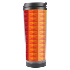 Abstract Pattern Background Travel Tumbler by Nexatart