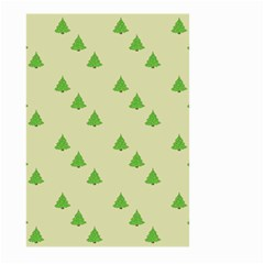Christmas Wrapping Paper Pattern Large Garden Flag (two Sides)