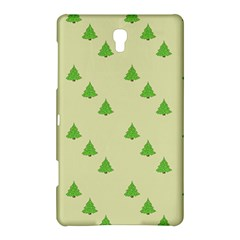 Christmas Wrapping Paper Pattern Samsung Galaxy Tab S (8 4 ) Hardshell Case
