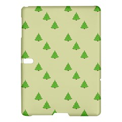 Christmas Wrapping Paper Pattern Samsung Galaxy Tab S (10 5 ) Hardshell Case  by Nexatart