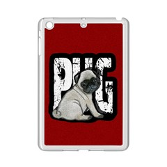 Pug Ipad Mini 2 Enamel Coated Cases