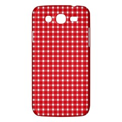 Pattern Diamonds Box Red Samsung Galaxy Mega 5 8 I9152 Hardshell Case  by Nexatart