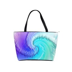 Background Colorful Scrapbook Paper Shoulder Handbags by Nexatart