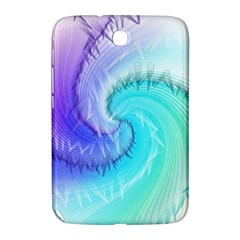 Background Colorful Scrapbook Paper Samsung Galaxy Note 8 0 N5100 Hardshell Case  by Nexatart
