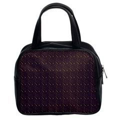 Pattern Background Star Classic Handbags (2 Sides) by Nexatart
