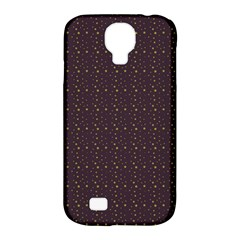 Pattern Background Star Samsung Galaxy S4 Classic Hardshell Case (pc+silicone)