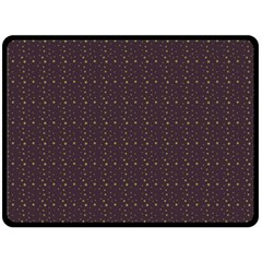 Pattern Background Star Double Sided Fleece Blanket (large)  by Nexatart