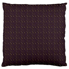Pattern Background Star Large Flano Cushion Case (two Sides) by Nexatart