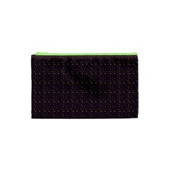 Pattern Background Star Cosmetic Bag (xs) by Nexatart