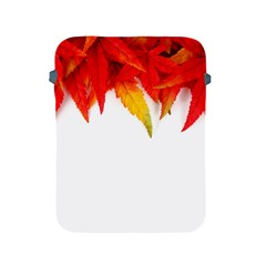 Abstract Autumn Background Bright Apple Ipad 2/3/4 Protective Soft Cases by Nexatart