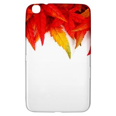Abstract Autumn Background Bright Samsung Galaxy Tab 3 (8 ) T3100 Hardshell Case  by Nexatart