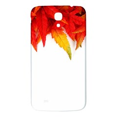 Abstract Autumn Background Bright Samsung Galaxy Mega I9200 Hardshell Back Case by Nexatart
