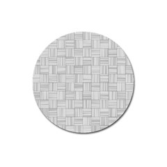 Flooring Household Pattern Magnet 3  (round)
