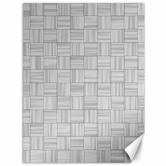 Flooring Household Pattern Canvas 36  X 48   by Nexatart