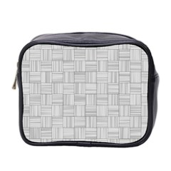 Flooring Household Pattern Mini Toiletries Bag 2 Side by Nexatart