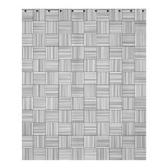 Flooring Household Pattern Shower Curtain 60  X 72  (medium)
