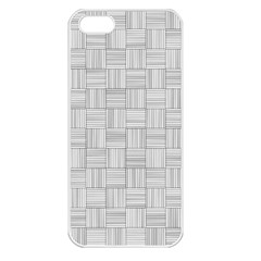 Flooring Household Pattern Apple Iphone 5 Seamless Case (white)