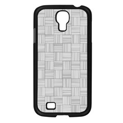 Flooring Household Pattern Samsung Galaxy S4 I9500/ I9505 Case (black) by Nexatart