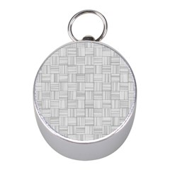 Flooring Household Pattern Mini Silver Compasses by Nexatart