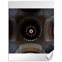 Pattern Design Symmetry Up Ceiling Canvas 36  X 48   by Nexatart