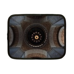 Pattern Design Symmetry Up Ceiling Netbook Case (small)  by Nexatart