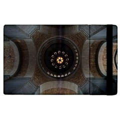 Pattern Design Symmetry Up Ceiling Apple Ipad 2 Flip Case