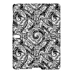 Gray Scale Pattern Tile Design Samsung Galaxy Tab S (10 5 ) Hardshell Case