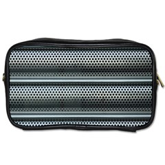 Sheet Holes Roller Shutter Toiletries Bags by Nexatart