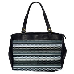 Sheet Holes Roller Shutter Office Handbags (2 Sides)  by Nexatart