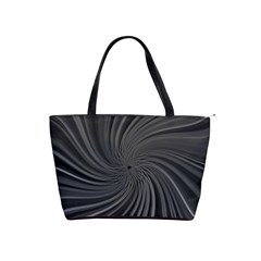 Abstract Art Color Design Lines Shoulder Handbags by Nexatart