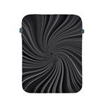 Abstract Art Color Design Lines Apple iPad 2/3/4 Protective Soft Cases Front