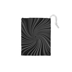 Abstract Art Color Design Lines Drawstring Pouches (xs)