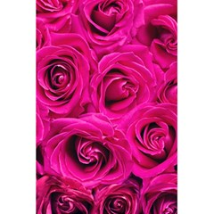 Pink Roses Roses Background 5 5  X 8 5  Notebooks by Nexatart