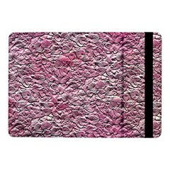 Leaves Pink Background Texture Samsung Galaxy Tab Pro 10 1  Flip Case by Nexatart