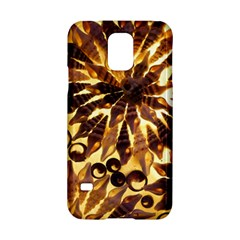 Mussels Lamp Star Pattern Samsung Galaxy S5 Hardshell Case