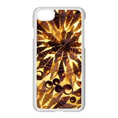 Mussels Lamp Star Pattern Apple Iphone 7 Seamless Case (white) by Nexatart