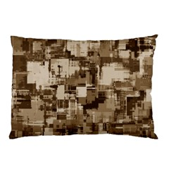 Color Abstract Background Textures Pillow Case by Nexatart