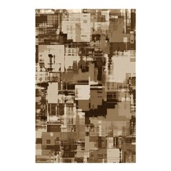 Color Abstract Background Textures Shower Curtain 48  X 72  (small)  by Nexatart